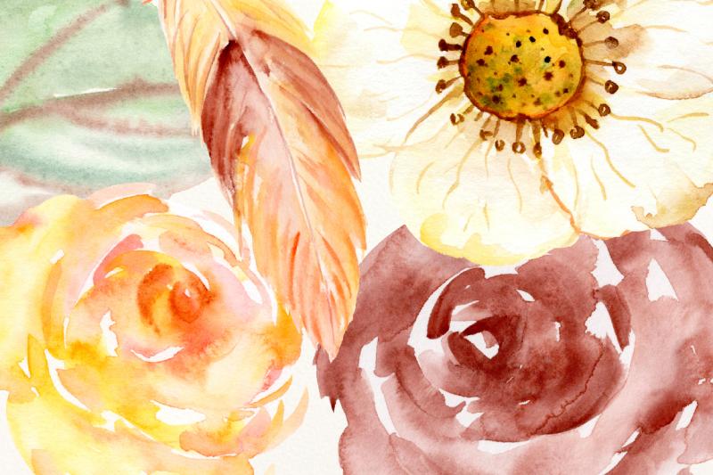 watercolor-clip-art-autumn-bliss