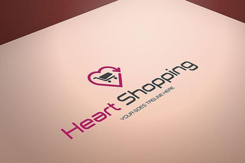 heart-shopping