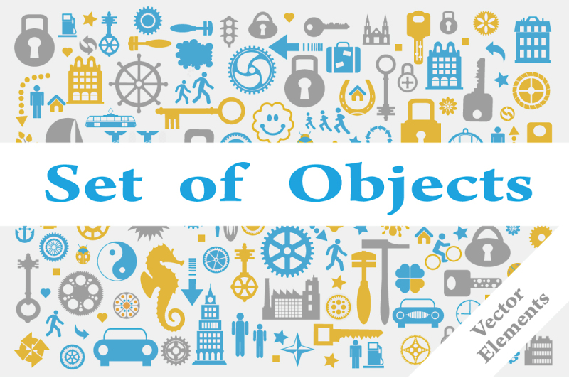 set-of-vector-objects