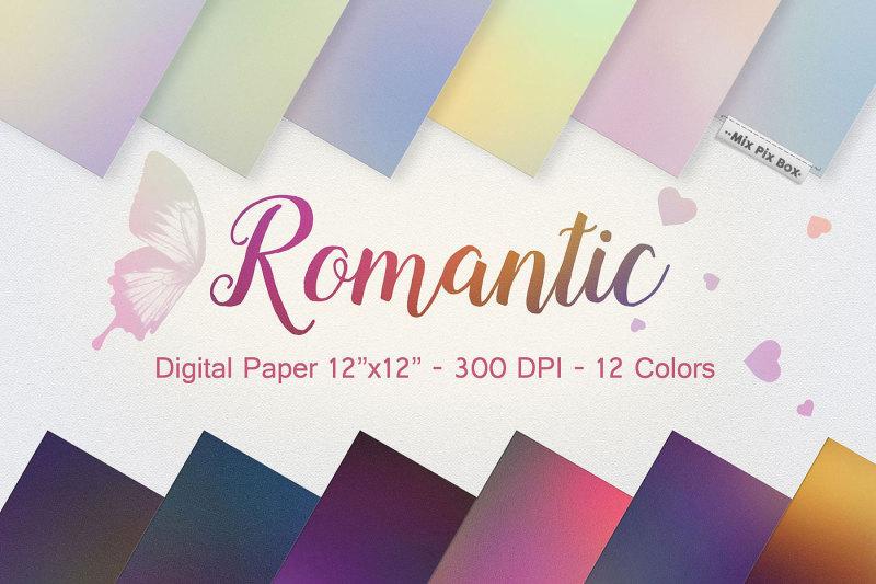 romantic-digital-paper