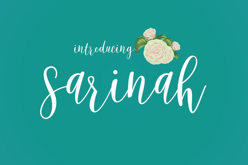 sarinah-script
