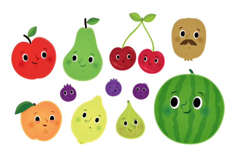 cute-fruit