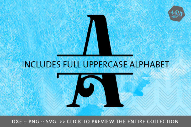 split-monogram-3-dxf-png-and-svg-cut-file