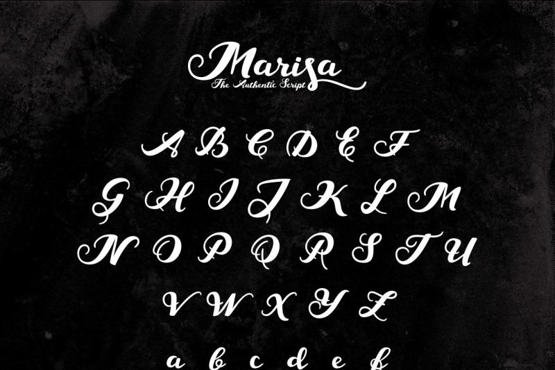 marisa-script