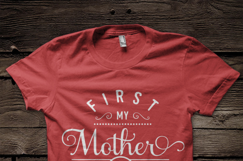 first-my-mother-forever-my-friend-svg