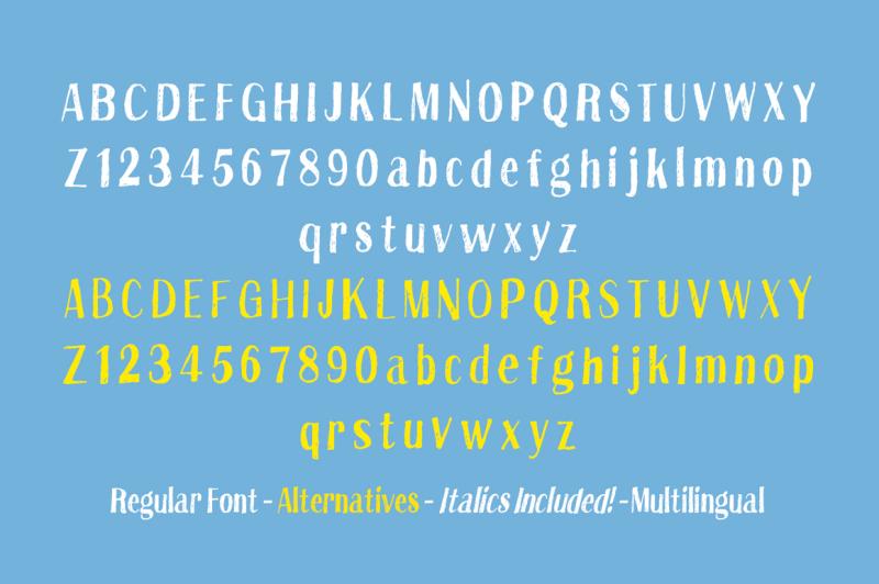 truesketch-bonus-ornament-font