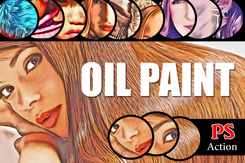 oil-paint-ps-action