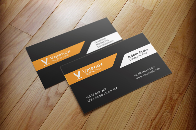 minimal-business-card-template