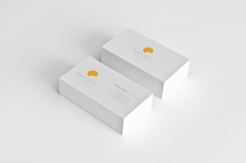 minimal-grid-business-card