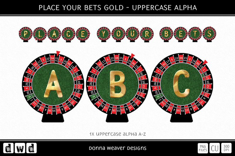 place-your-bets-gold-uppercase-alpha