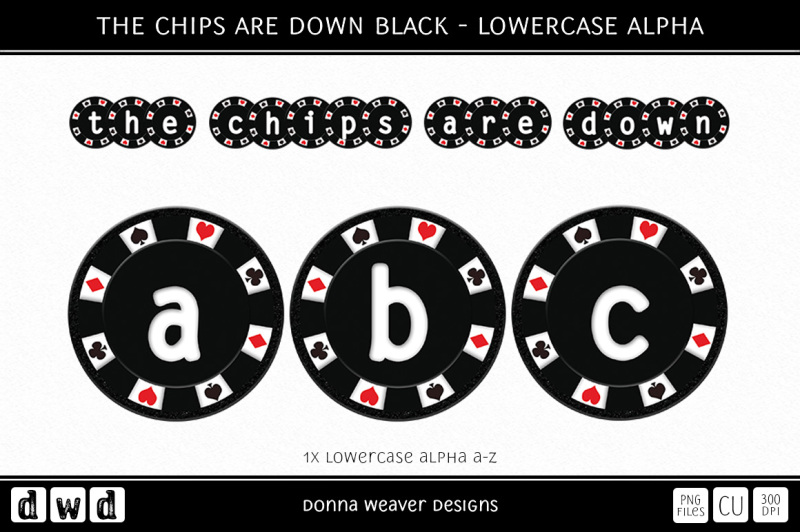 the-chips-are-down-black-lowercase-alpha