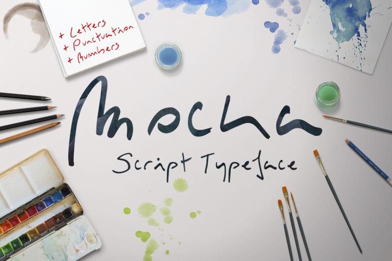 mocka-typeface