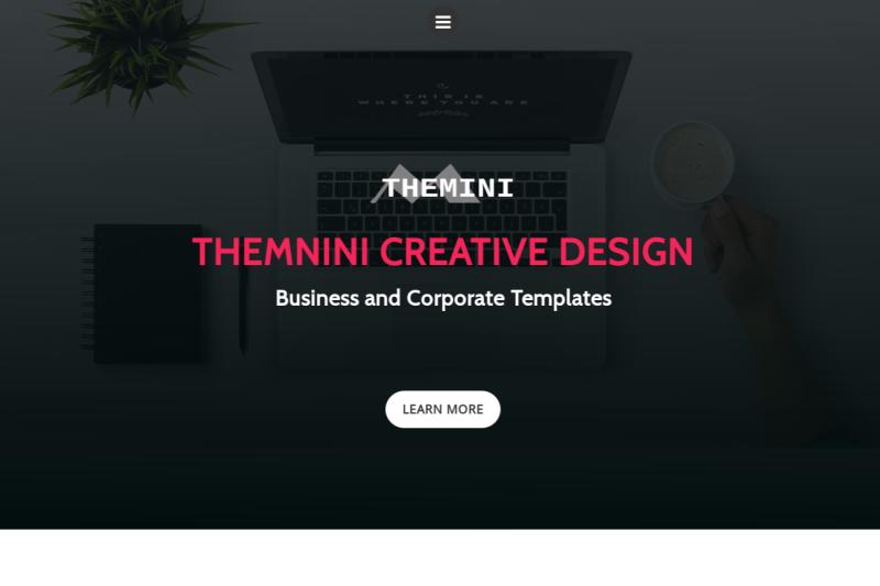 themini-creative-design-template