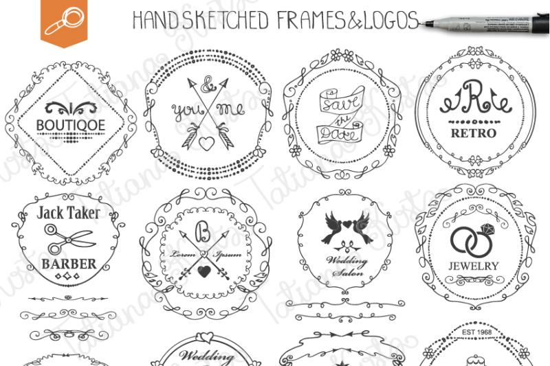 retro-frames-borders-logo-pack-01