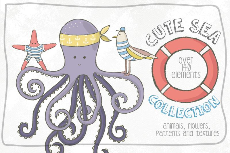 cute-sea-collection