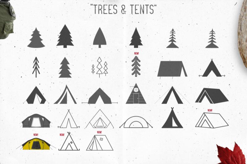 logo-creation-kit-camping-edition