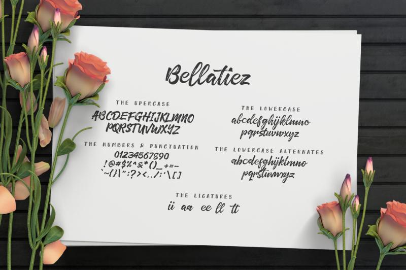 bellatiez-font-duo