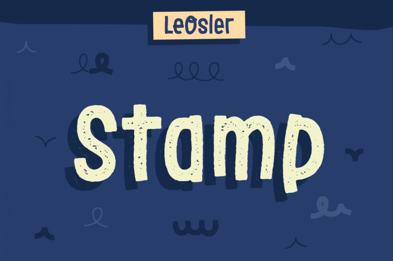 leosler-stamp