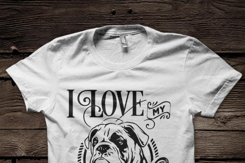 i-love-my-bulldog-svg
