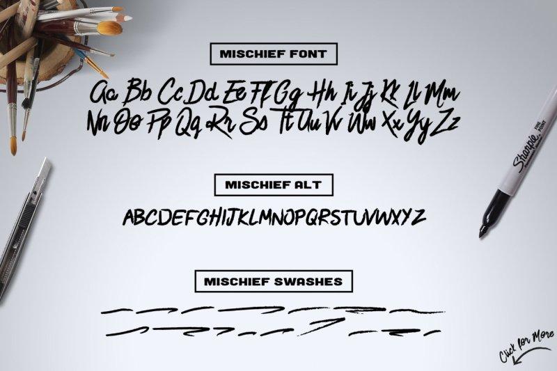 mischief-font-s