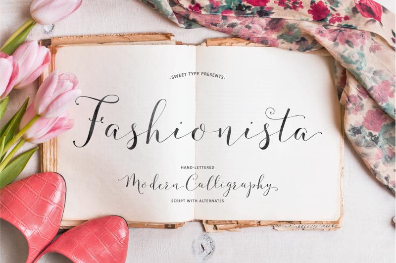fashionista-modern-calligraphy