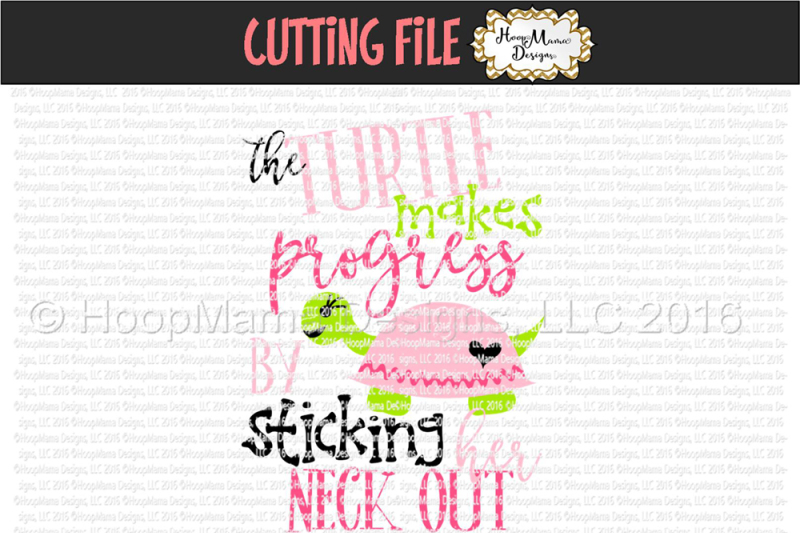 the-turtle-makes-progress-by-sticking-her-neck-out