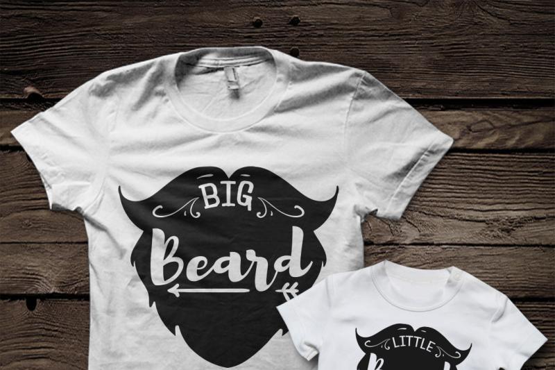 daddy-and-me-svg-little-beard-big-beard-svg