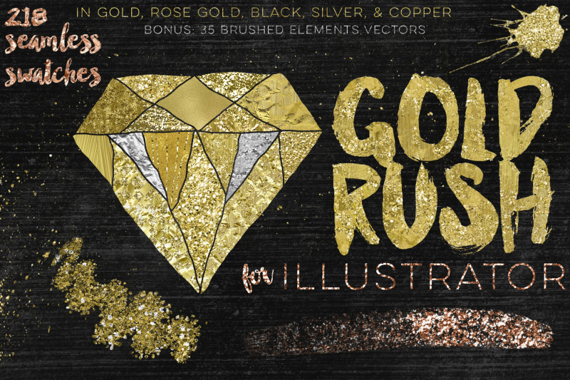 gold-rush-for-illustrator