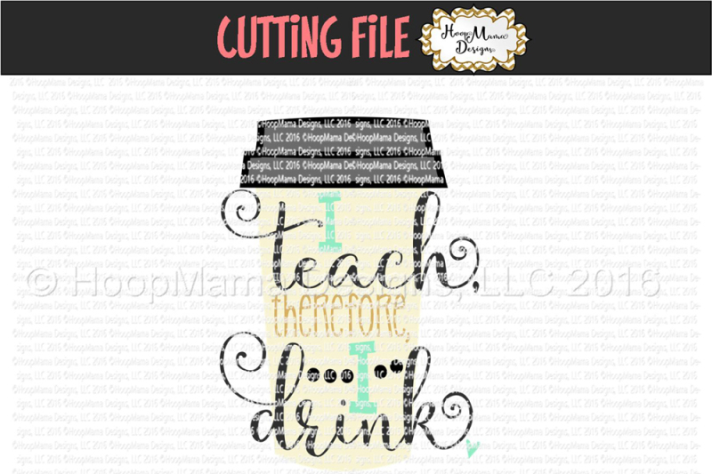 i-teach-therefore-i-drink
