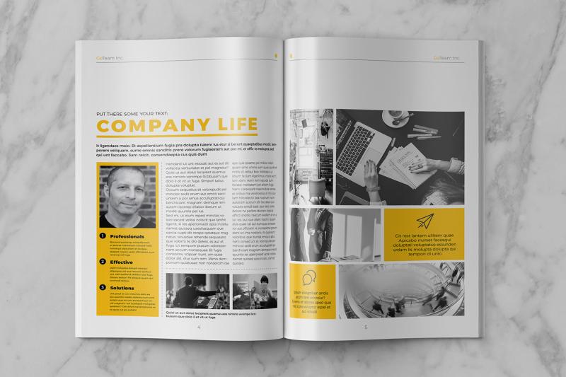 company-brochure-template