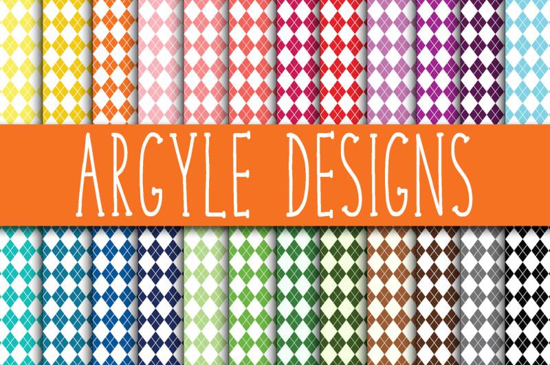 argyle-digital-papers