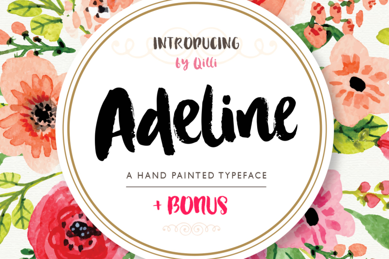 adeline-typeface-brush-script