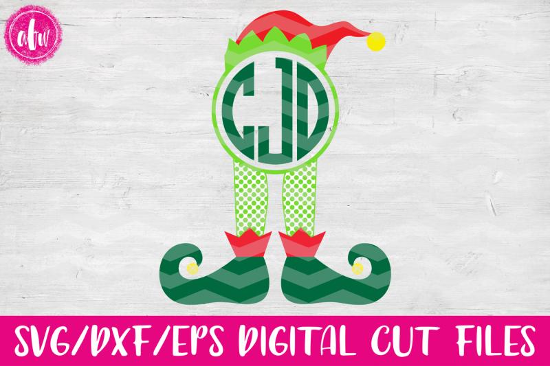 elf-monogram-bundle-svg-dxf-eps-cut-files