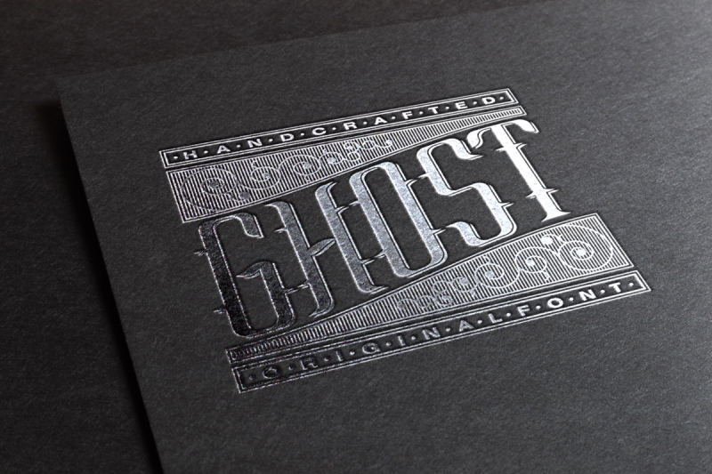 ghost-typeface