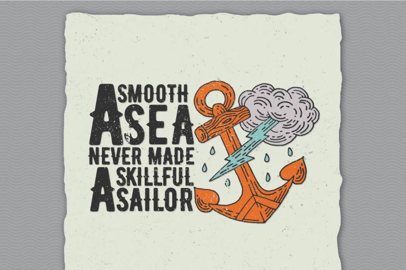 nautical-label-design