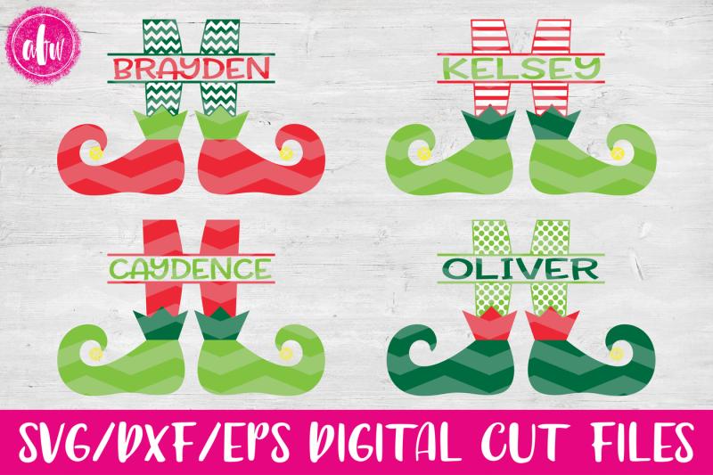 split-elf-legs-bundle-svg-dxf-eps-cut-file
