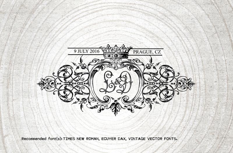 vintage-wedding-monogram-wedding-logo