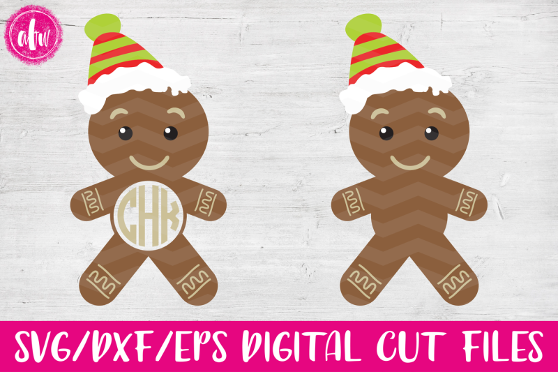gingerbread-man-svg-dxf-eps-cut-files