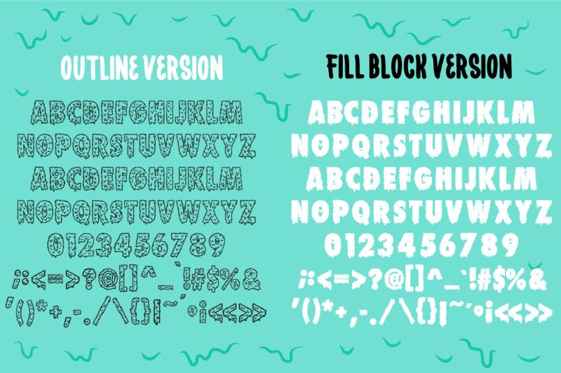 ozzombie-typeface-bonus