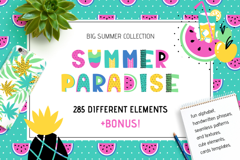 summer-paradise-big-collection