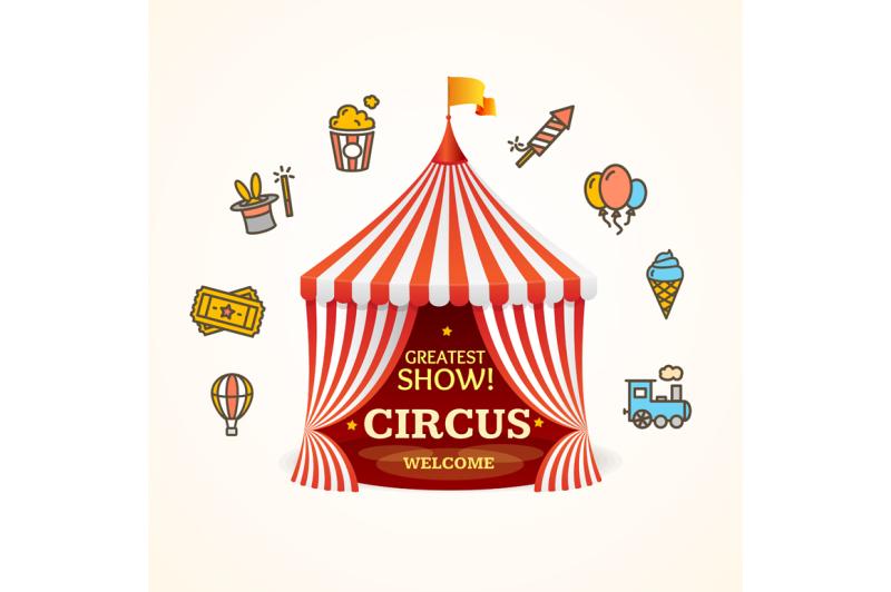 circus-concept-vector