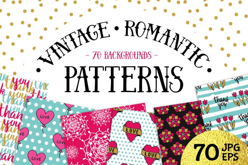 70-vintage-romantic-seamless-pattern