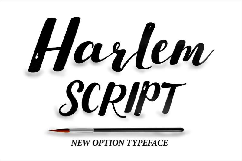 harlem-script