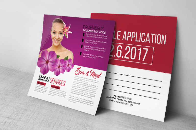 beauty-spa-and-massage-post-card
