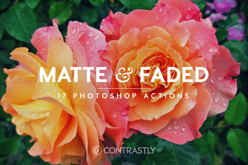 matte-and-faded-tone-photoshop-actions