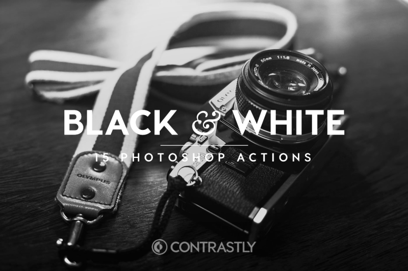 black-and-white-photoshop-actions