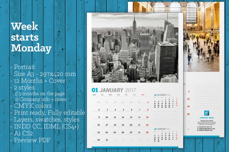 wall-calendar-2017
