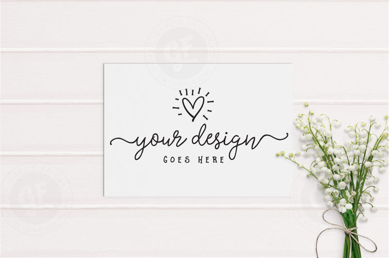 Free Crafters Styled Stock Desktop Mockup (PSD Mockups)