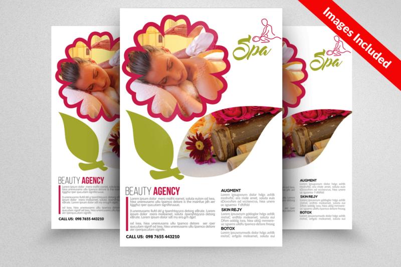 spa-beauty-flyer