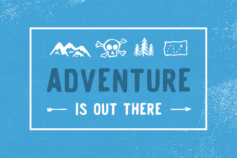 adventure-icon-pack-vector